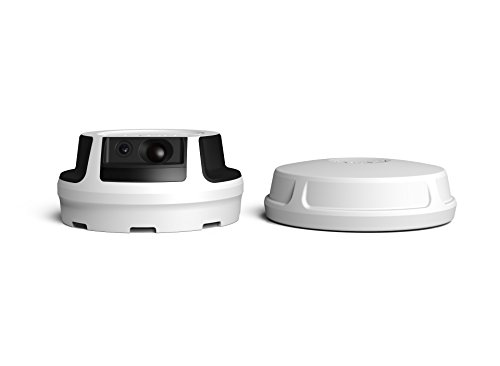 iSmartAlarm iSC5D Spot HD Security Camera (2 Pack)