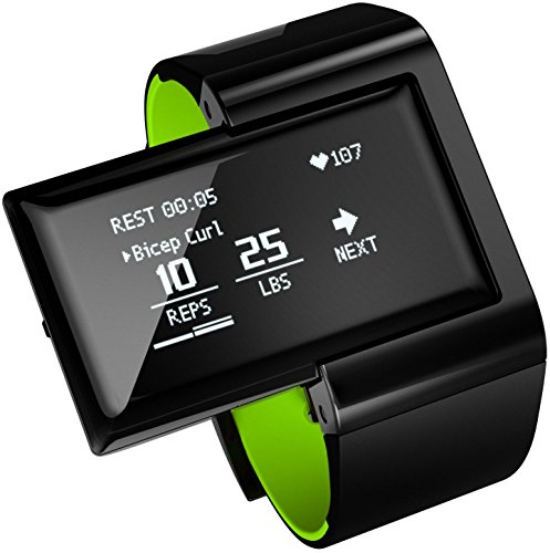 Atlas Wristband 2: Digital Trainer + Heart Rate Band