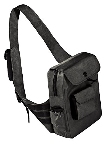 Man-PACK Classic 2.0 Bag, Black