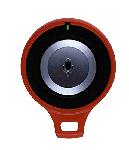 CLIKI - Bluetooth Smart Button, Red