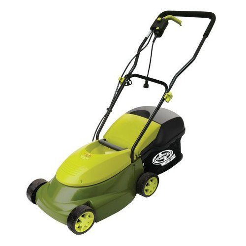 Sun Joe MJ408E Mow Joe 20-Inch 12-Amp 3-in-1 Bag/Mulch/Side Discharge Corded Electric Lawn Mower