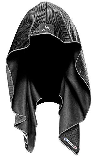 Mission Enduracool Cooling Helmet Liner, Black