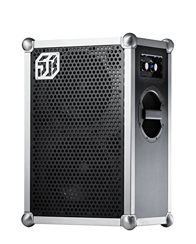 SOUNDBOKS - THE Loudest Portable Speaker (119dB), Bluetooth Compatible, 36 Hour Battery Life, Shock/Water/Temperature Resistant