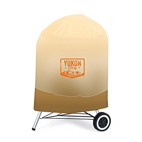 Yukon Glory 8265 Premium Grill Cover for Weber Summit 400-Series Gas Grills - Equivalent to Weber 7108 Grill Cover
