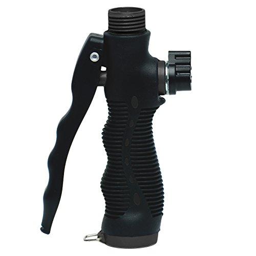 SOAP STAR by Brush Hero - Garden Hose Nozzle Soap Dispenser – Car Wash Hose Sprayer with Water Jet Soap Foamer – All-in-One Suds n Spray – Spray Foam Gun – Blaster For Car – Car Washer – Detailer