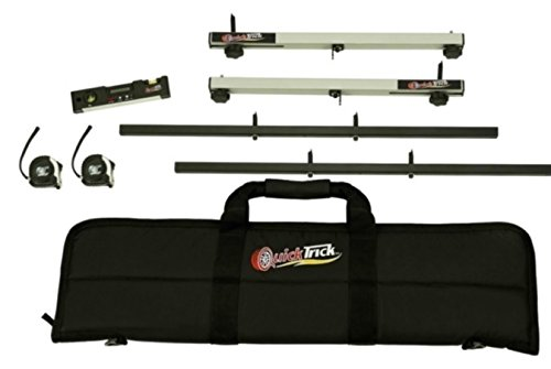 QuickTrick Pro Wheel Alignment All 3 in One Caster, Camber & Toe - 17-22 Wheels